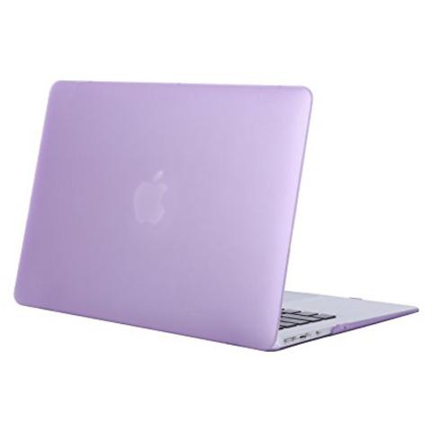 Накладка пластик MacBook Pro Retina 13.3 (2020) /matte lilac/ DDC