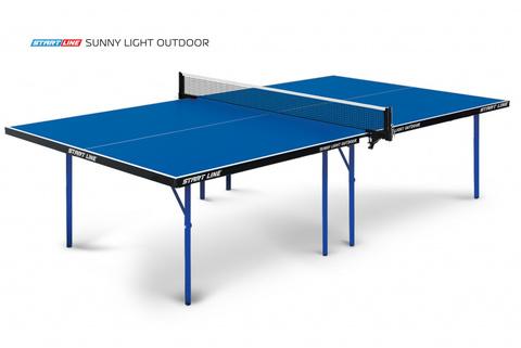 Всепогодный теннисный стол Sunny Light Outdoor