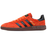 Кроссовки Мужские Adidas Spezial Orange Black Brown