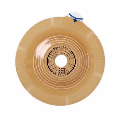 Адгезивная пластина нового поколения конвексная для втянутых стом (Deep) Alterna. Фланец 60 мм 17750