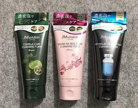 JMsolution JAPAN CLEANSING FOAM