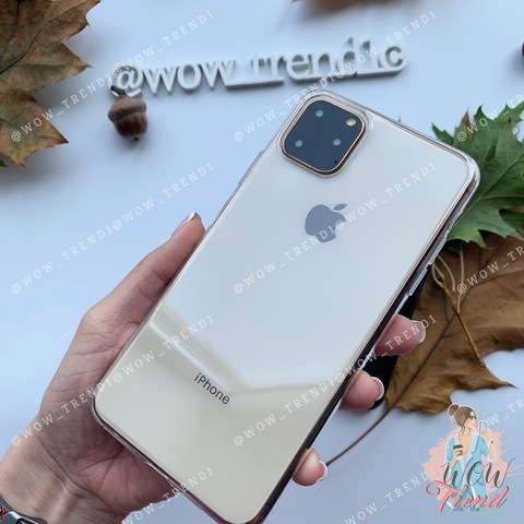 Чехол iPhone 11 Pro Max Baseus Simple Case /transparent/