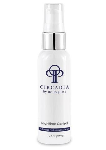 Ночной крем с бензоилпероксидом для проблемной кожи лица NightTime Control Benzoyl Peroxide Lotion, 59 мл