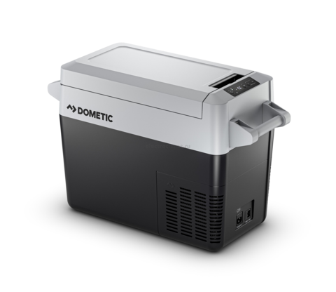 Компрессорный автохолодильник Dometic CFF 20  (12V/24V/220V, 21л)