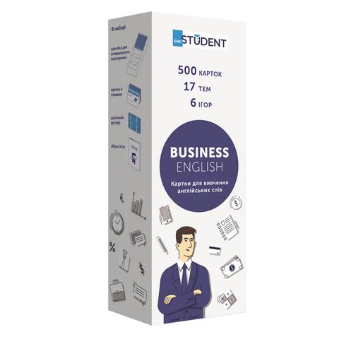 Картки для вивчення бізнес англійської