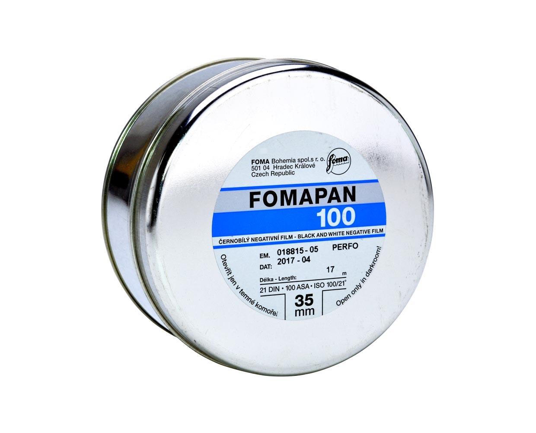 Foma Fomapan 100 Classic  30,5 м