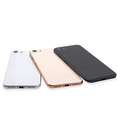 Back Cover Apple iPhone 8 Complete Black