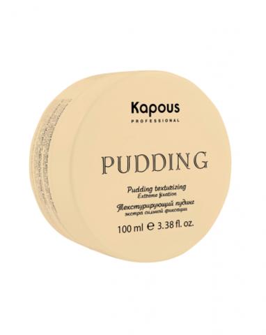 Текстурирующий пудинг для укладки волос экстра сильной фиксации «Pudding Creator», 100 мл