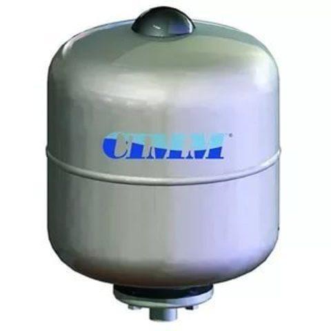 Бак CIMM AСS 24л для водоснабжения вертикальный (цвет серый)