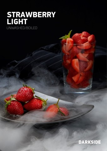 Dark Side Strawberry Light 250г