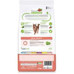 Сухой корм Natural Trainer Cat Ideal Weight Adult - with White Meats