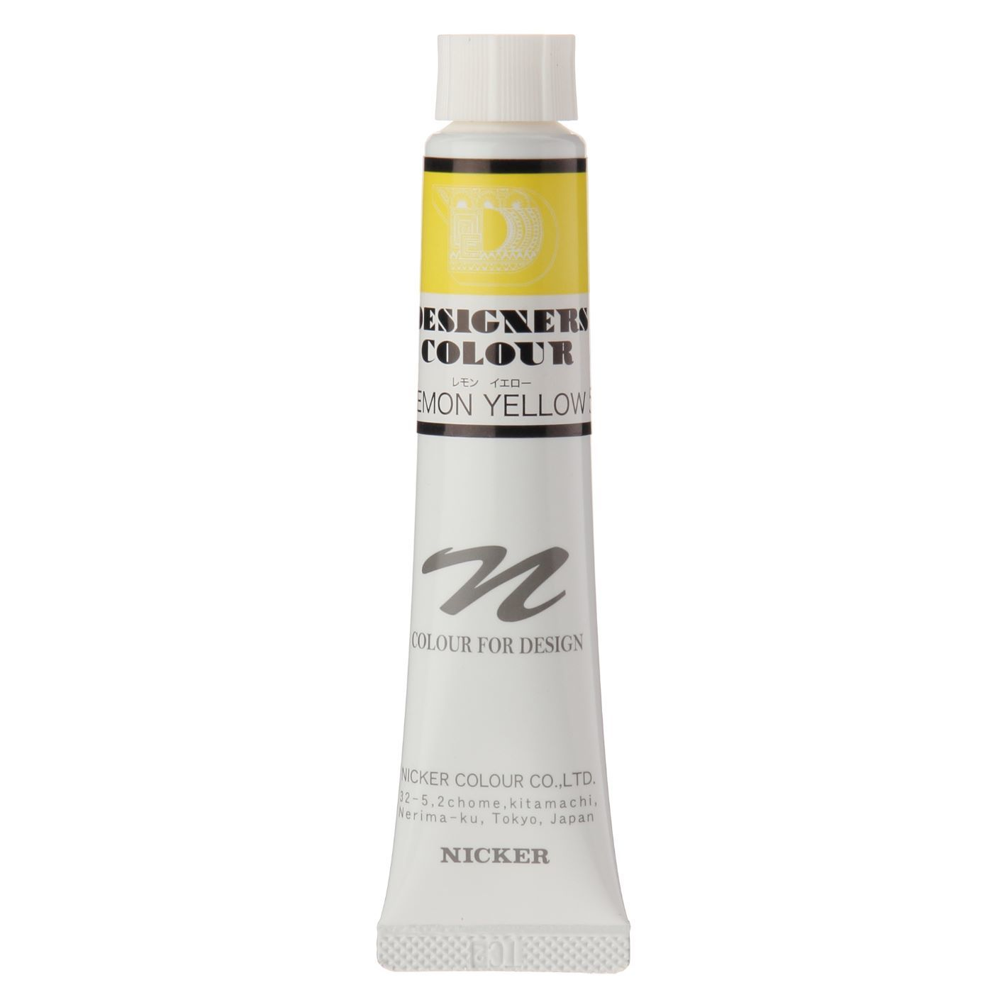 Nicker Designers Color 20ml 501 LEMON YELLOW