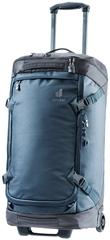 Сумка рюкзак на колесах Deuter Aviant Duffel Pro Movo 60 arctic-graphite