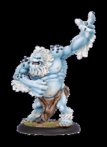 Winter Troll Light Warbeast BLI