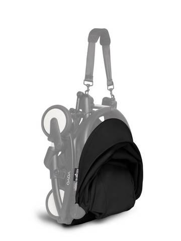 Прогулочная коляска Babyzen Yoyo 2 Black frame Black