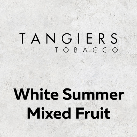 Тangiers (250 гр) White Summer Mixed Fruit (Burley)