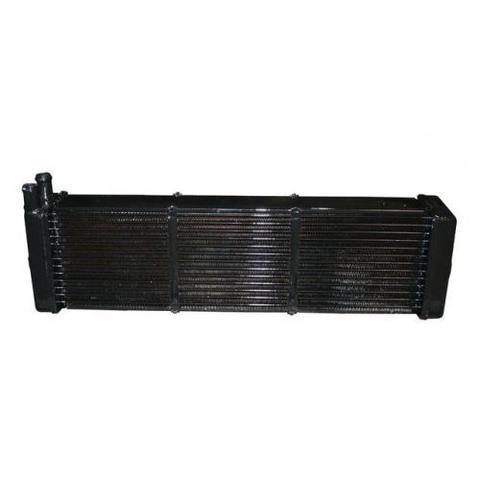 Радиатор отопителя Уаз 452, 3741, 3303 медный, 3-х рядный, патрубок 20 мм (пр-во ШААЗ)