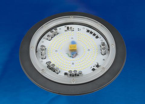 ULY-U41C-150W/DW IP65 GREY Светильник светодиодный промышленный. Дневной белый свет (6500K). Угол 120 градусов. TM Uniel.