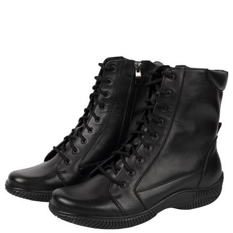 532448 полусапожки женские. КупиРазмер — обувь больших размеров марки Делфино