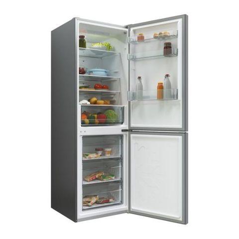 Холодильник CANDY CCRN6180S (1,85 m ,серебристый )