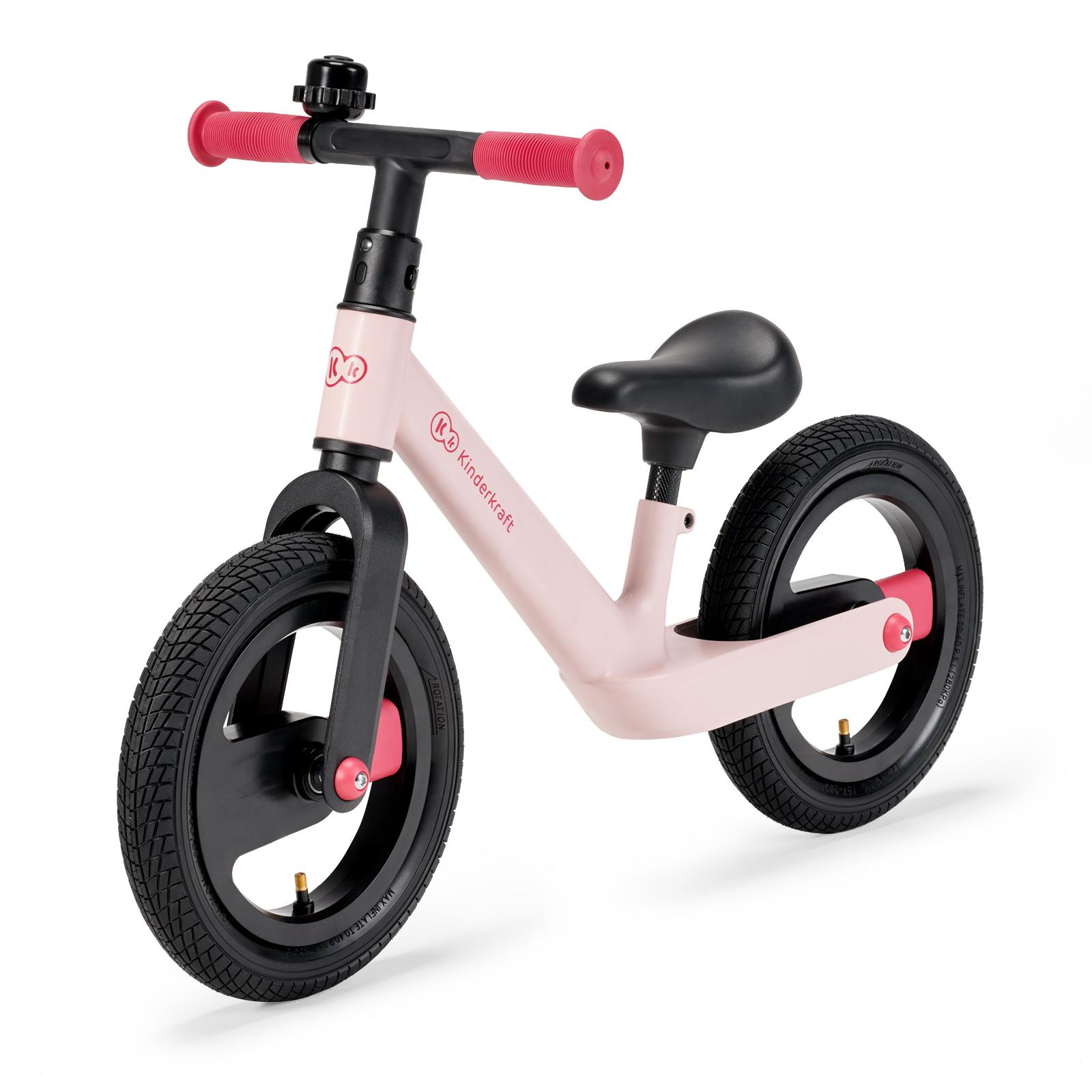 Беговел Kinderkraft Goswift Candy Pink