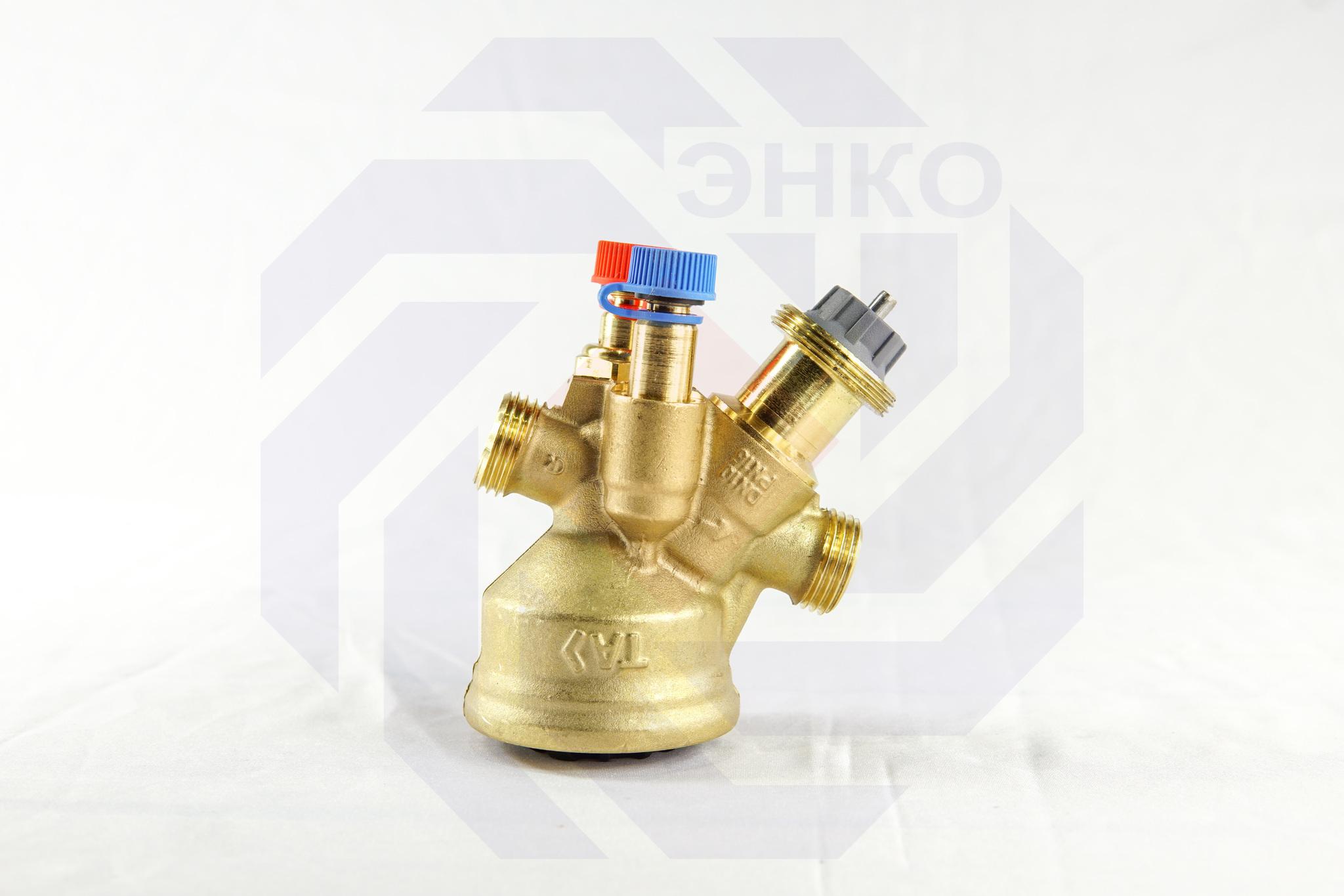 Клапан балансировочный и регулирующий IMI TA-COMPACT-P DN 10