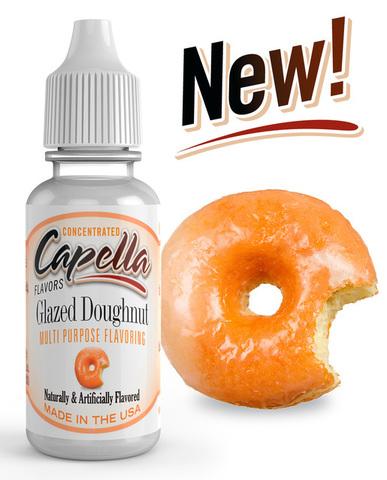 Ароматизатор Capella  Glazed Doughnut