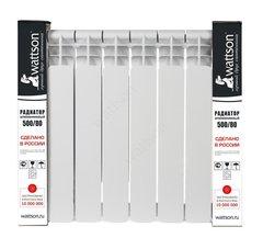 Радиатор AL 500 080 08