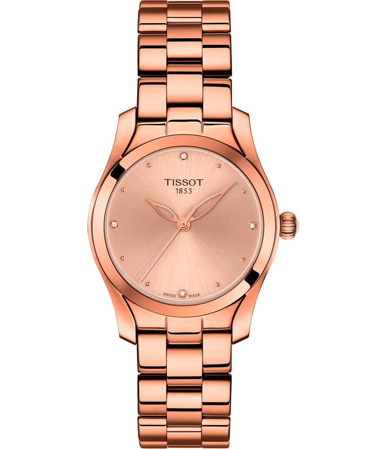 Часы женские Tissot T112.210.33.456.00 T-Lady