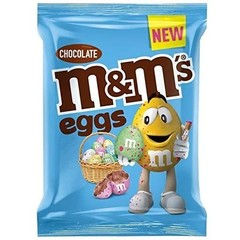 Шоколадное драже M&M'S Eggs Пасхальные яйца 130 гр