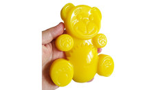 Большой жёлтый медведь Fun Bear 14 см
