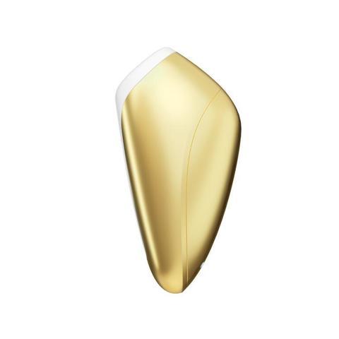 Вакуумно-волновой стимулятор Love Breeze желтый