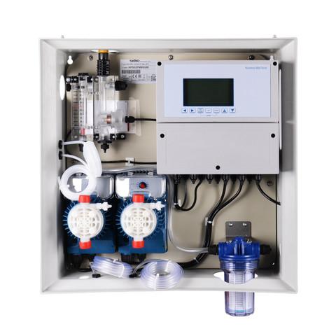 Панель управления дозацией Aquaviva K800 Control PH-CL-t° в сборе / 22962