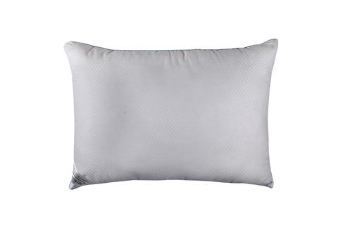 Подушка искусственный лебяжий пух  в сатине