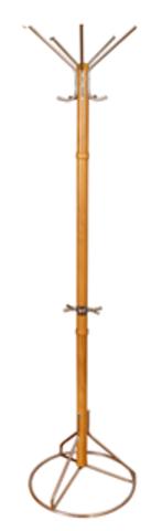 Вешалка напольная Стелла-1М (Бук)