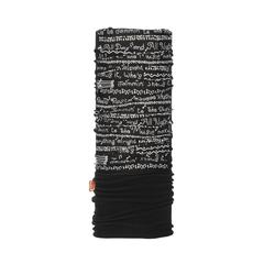 Шарф-труба спортивный WDX 2037 reggae black