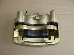 Суппорт дискового тормоза с АБС в сб. передний левый (MetalPart)