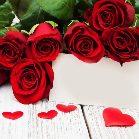 Печать на вафельной бумаге, День Влюбленных 41