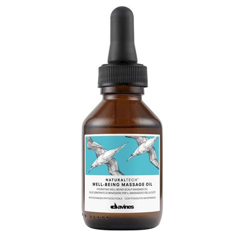 Davines NaturalTech Well Being:  Массажное масло для кожи головы (Well Being Massage Oil)