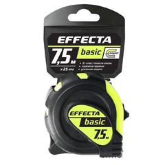 Рулетка с магнитом Basic 7,5м/25 мм Effecta 577525