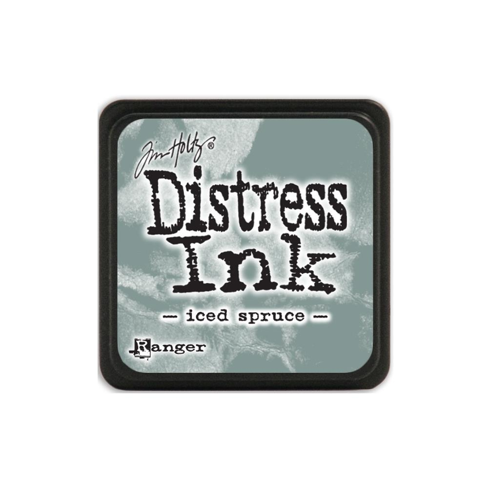 Подушечка Distress Ink Ranger - Iced Spruce