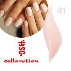 BSG Colloration, №41 Пастельно-розовый