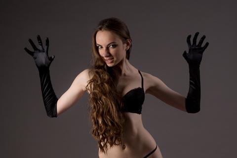 Элегантные перчатки Chilirose
