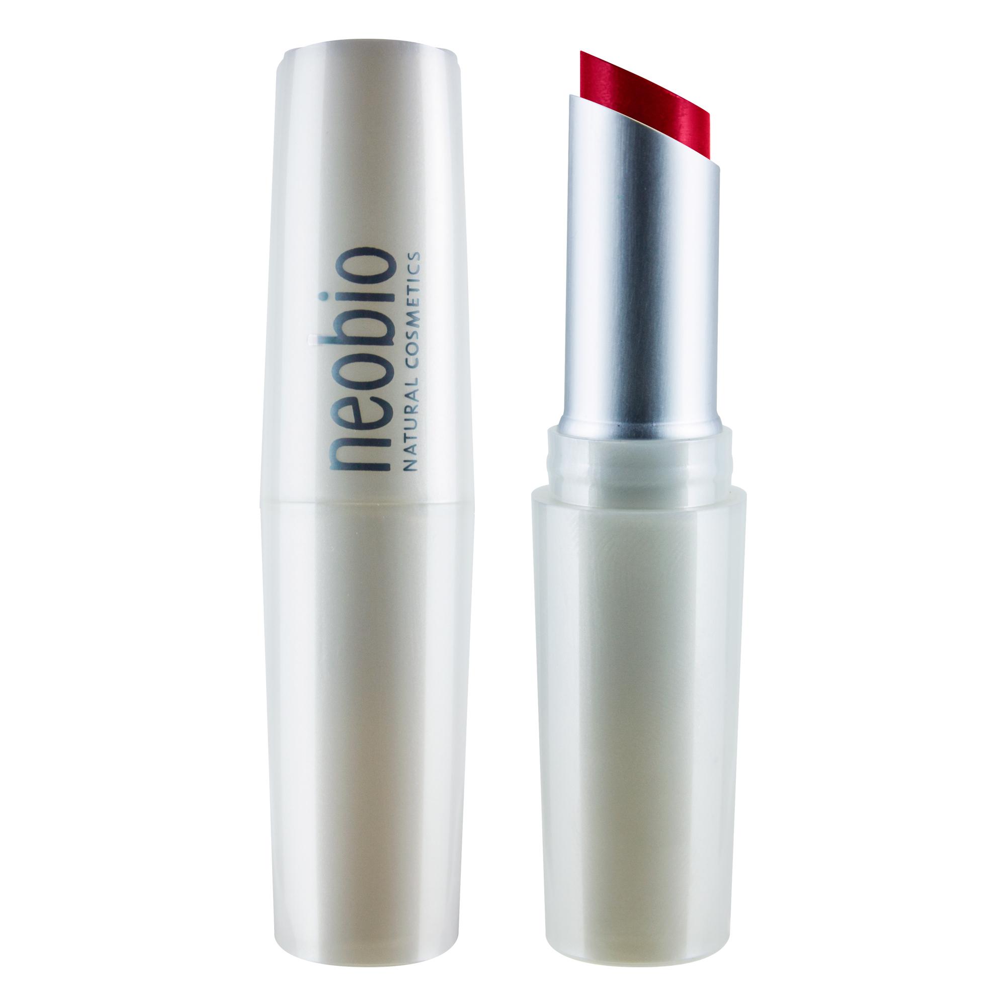 Neobio Slim губная помада 01 элегантный красный