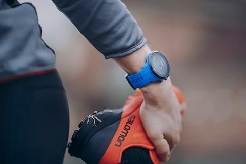 SUUNTO Spartan Sport Wrist HR - All Black