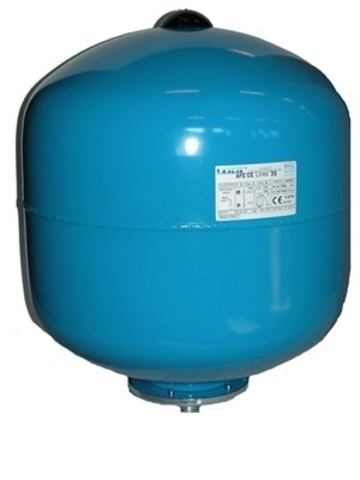 Бак CIMM AFE CE 35л для водоснабжения вертикальный (цвет синий)