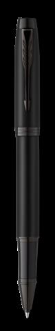 Ручка роллер Parker IM Achromatic Matt Black F123