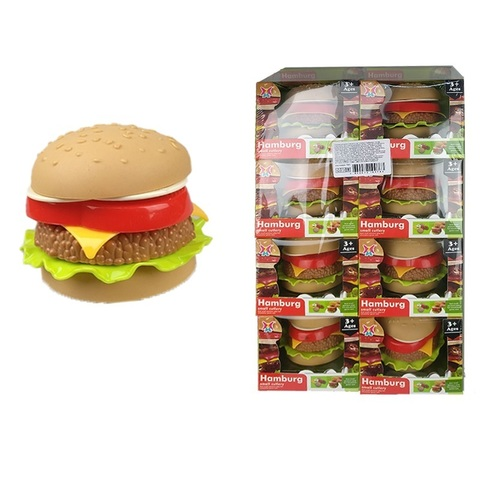 Собери Гамбургер 1кор*30бл*8шт