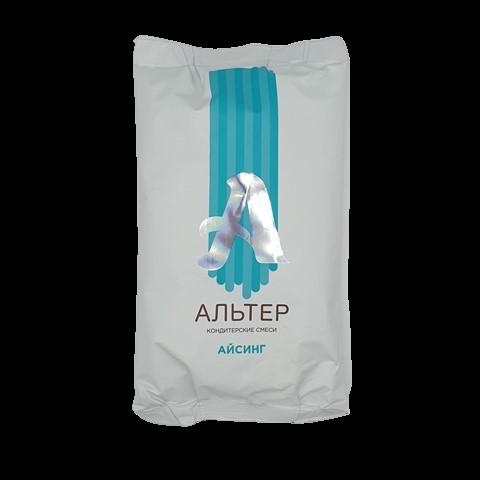 Глазурь для печенья (сухая кондитерская смесь) Альтер-Айсинг, 500 гр