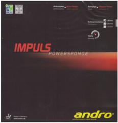 Накладка ANDRO Impuls Powersponge